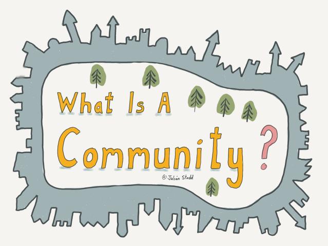 The Landscape of Communities