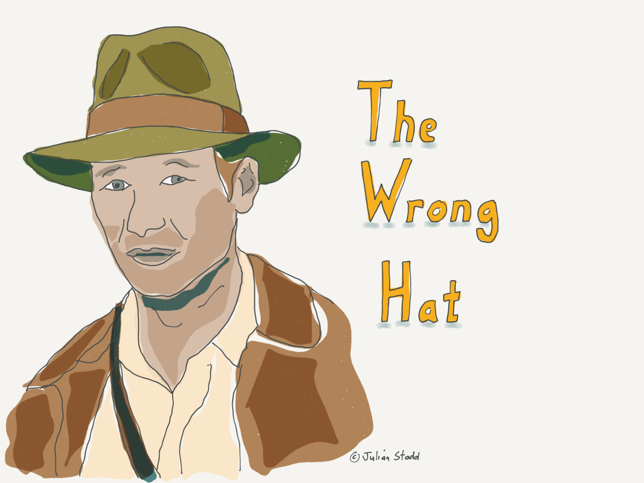 The Wrong Hat